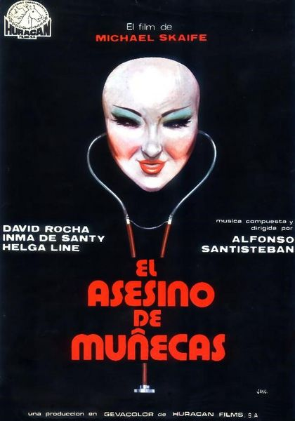 El asesino de muñecas / Killing of the Dolls (1975)