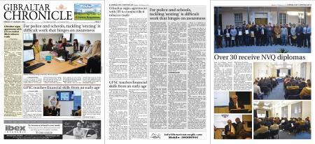 Gibraltar Chronicle – 17 February 2020