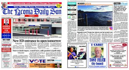 The Laconia Daily Sun – November 05, 2019