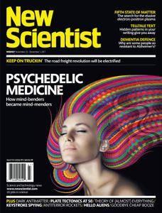New Scientist - November 25, 2017