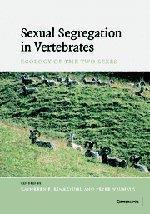 Sexual segregation in vertebrates