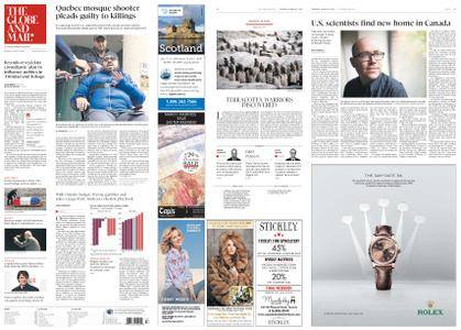 The Globe and Mail – March 29, 2018