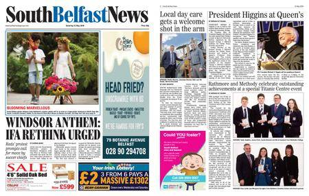 South Belfast News – May 11, 2018