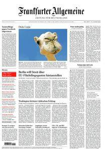 Frankfurter Allgemeine Zeitung F.A.Z. - 26. Januar 2018