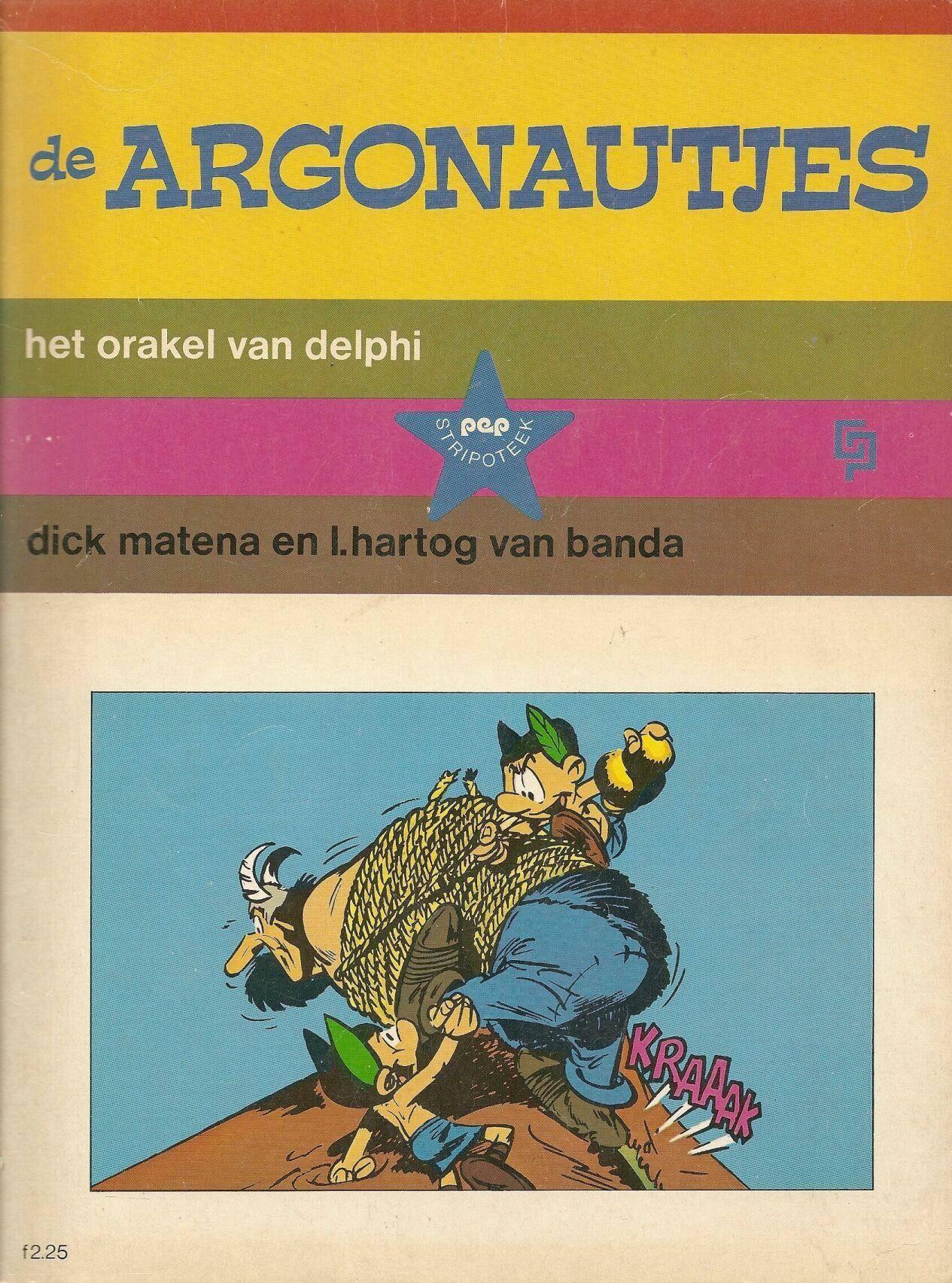 Argonautjes, De A01-A05