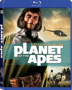 Escape from the Planet of the Apes / Бегство с планеты обезьян (1971)