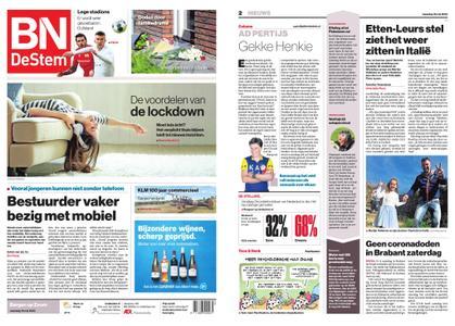 BN DeStem - Bergen op Zoom – 18 mei 2020