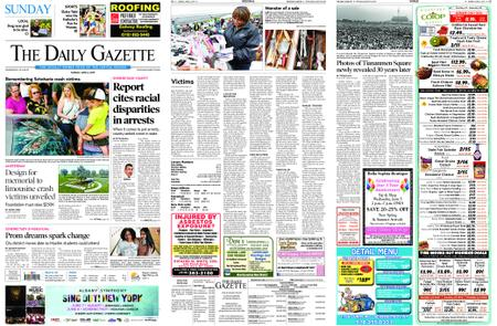 The Daily Gazette – June 02, 2019