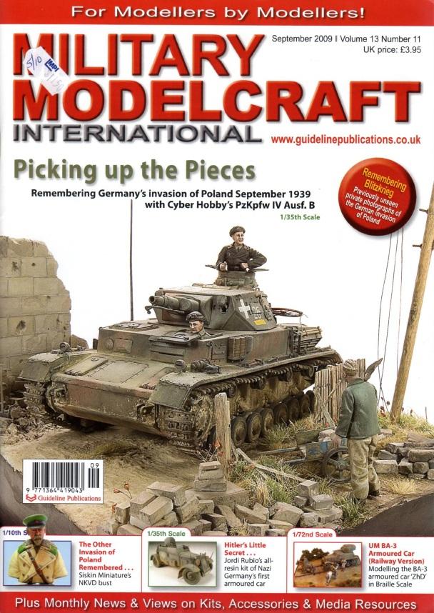 Military Modelcraft International - September 2009