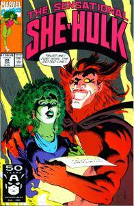 Sensational She-Hulk 1989 028