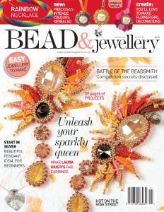 Bead & Jewellery - Issue 105 - November-December 2020