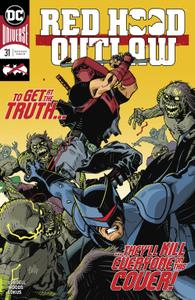 Red Hood-Outlaw 031 2019 2 covers Digital Oracle