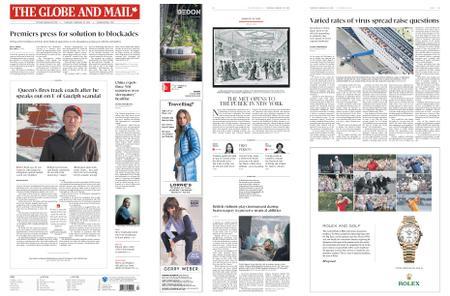 The Globe and Mail – February 20, 2020