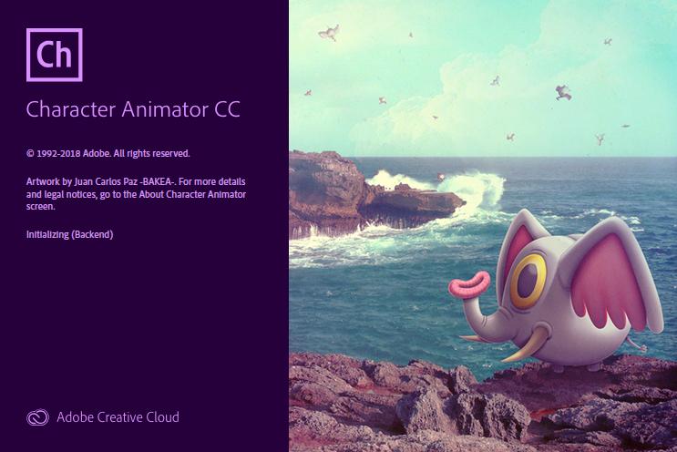 Adobe Character Animator CC 2019 v2.1.1.7 x64 Multilingual