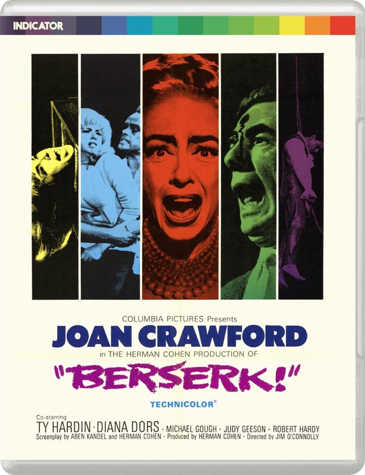 Berserk (1967) + Extra [w/Commentary]