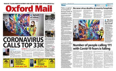 Oxford Mail – May 19, 2020