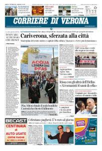 Corriere di Verona – 27 ottobre 2018
