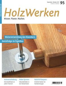 HolzWerken - September/Oktober 2021