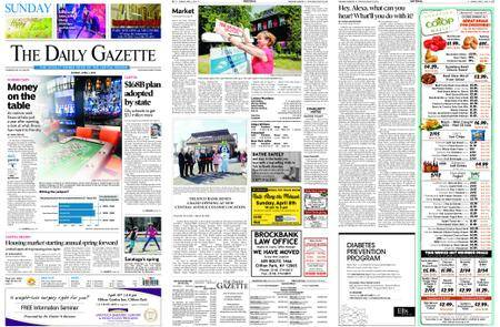The Daily Gazette – April 01, 2018