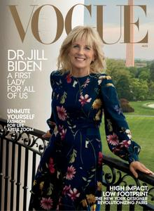 Vogue USA - August 2021