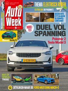 AutoWeek Netherlands - 14 oktober 2020