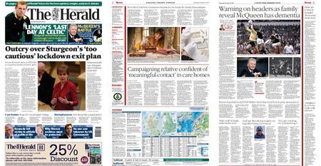 The Herald (Scotland) – February 24, 2021
