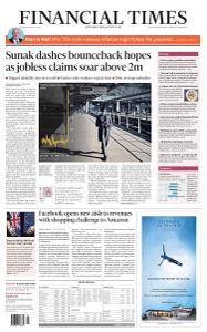Financial Times UK - May 20, 2020