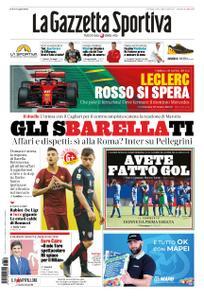 La Gazzetta dello Sport Sicilia – 30 giugno 2019