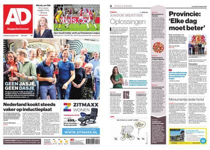 Algemeen Dagblad - Zoetermeer – 21 augustus 2019