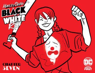 Harley Quinn Black + White + Red 007 2020 digital Son of Ultron