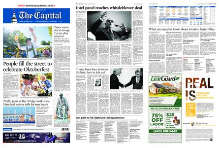 The Capital – September 30, 2019