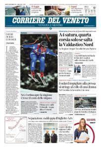 Corriere del Veneto Venezia e Mestre – 09 novembre 2019