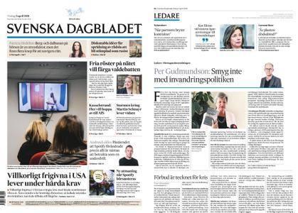 Svenska Dagbladet – 03 april 2018
