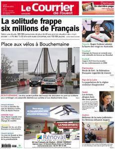 Le Courrier de l'Ouest Angers - 29 janvier 2018