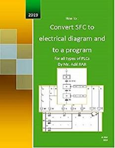 Convert SFC to electrical diagram and to a program for all types of PLCs: My user guide (My user guide RAJI Book 2)