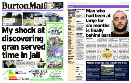 Burton Mail – October 08, 2018