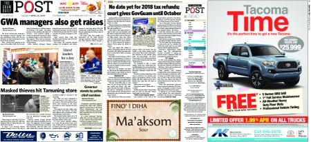 The Guam Daily Post – April 23, 2019