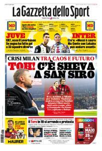 La Gazzetta dello Sport – 01 ottobre 2019