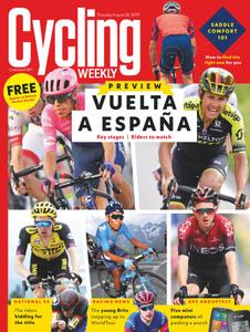 Cycling Weekly - August 22, 2019