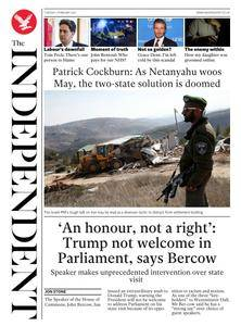 The Independent - 7 February 2017