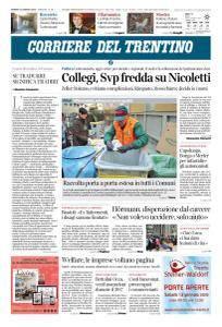 Corriere del Trentino - 12 Gennaio 2018