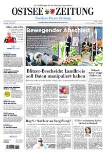 Ostsee Zeitung Wolgast - 14. Mai 2019