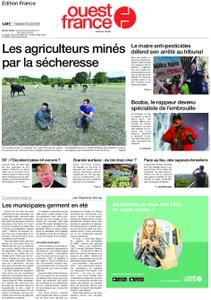 Ouest-France Édition France – 23 août 2019