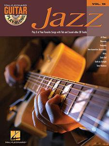 Guitar Play-Along Vol. 16 - Jazz