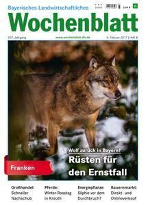 Bayerisches Landwirtschaftliches Wochenblatt - 3 Februar 2017