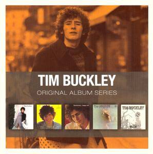 Tim Buckley - Original Album Series 1966-1970 (2011) {5CD Box Set Elektra - 8122 79753 8}