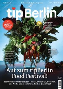 tip Berlin – 29 September 2021