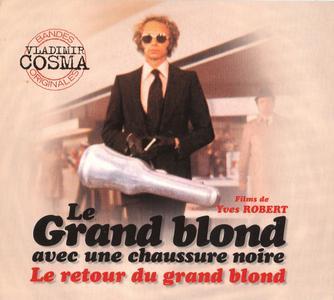 Vladimir Cosma - Le Grand Blond Avec Une Chaussure Noire/Le Retour Du Grand Blond (1992) {2001 Pomme Music/Sony Music France}