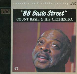 Count Basie & His Orchestra - 88 Basie Street (1984) {JVC XRCD}