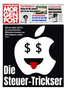 Hamburger Morgenpost – 17. Juli 2020